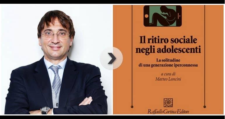 Matteo Lancini a Rai Scuola – Il ritiro sociale negli adolescenti. La solitudine di una generazione iperconnessa