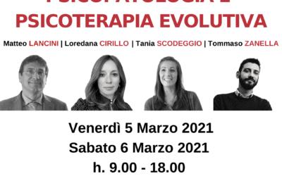 Presentazione Webinar – L'Adolescente. Psicopatologia e Psicoterapia Evolutiva